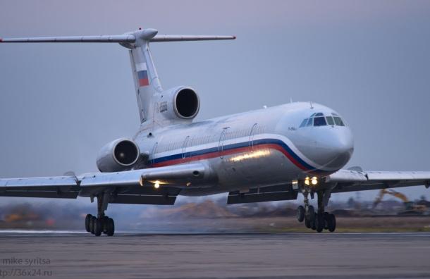 Минобороны определилось с версией крушения Ту-154 в Черном море