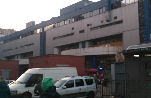 Посетителей ТРК «Норд» эвакуировали из-за задымления
