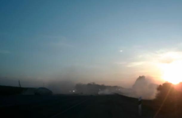 Игумен-мотоциклист погиб в ДТП в Ульяновской области