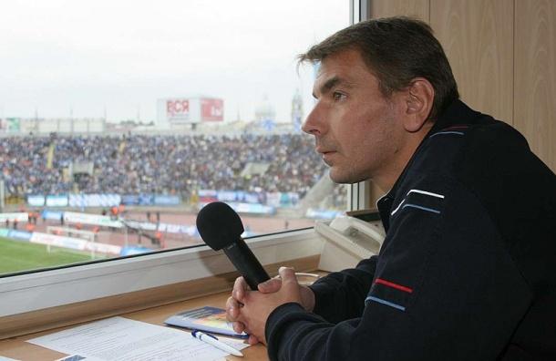 «Зенит» вернул диктора по стадиону, со скандалом уволенного в прошлом году