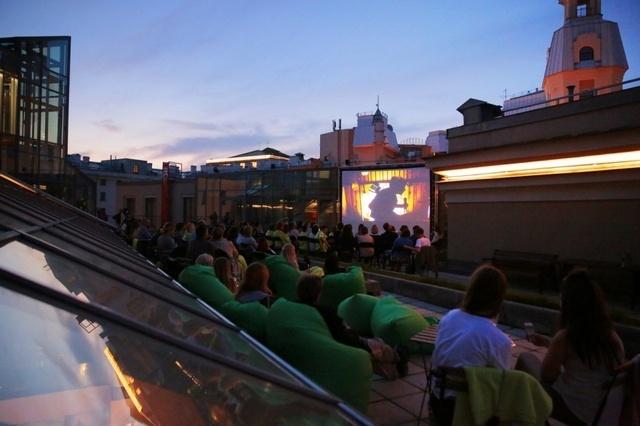 _Кино на крыше