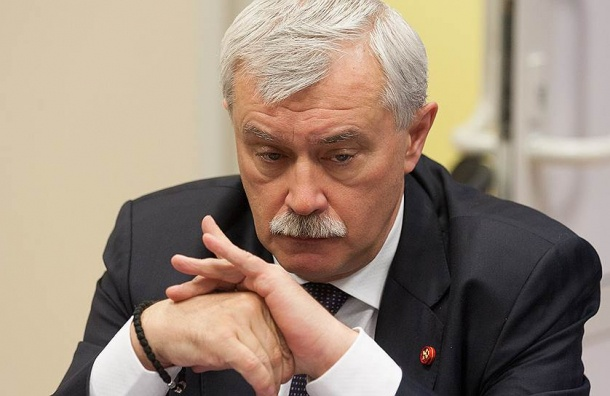 Полтавченко возмущен: школьники Петербурга незнают Таню Савичеву