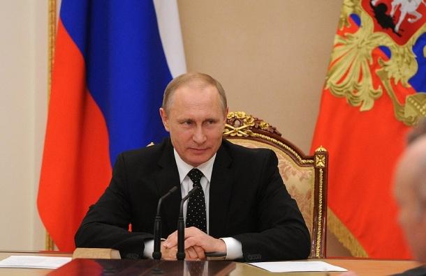 Более половины россиян хотят переизбрания Путина