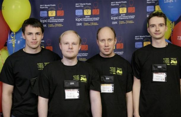 Команда петербургского ИТМО победила на международной олимпиаде по программированию