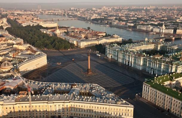 Май в Петербурге удивил дефицитом осадков и холодами