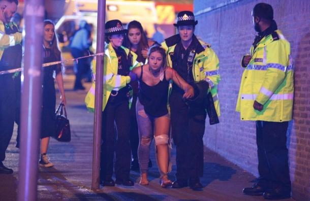 Взрыв на стадионе в Манчестере унес жизни 19 человек