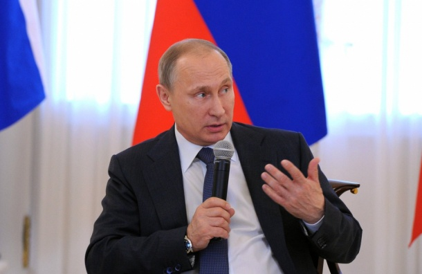 Владимир Путин примет участие в ПМЭФ-2017