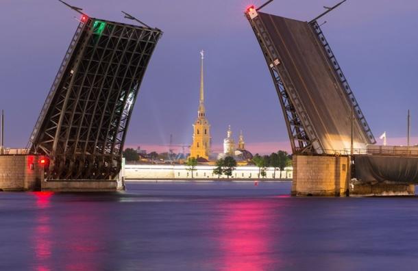 Второй сезон шоу «Поющие мосты» стартует в Петербурге