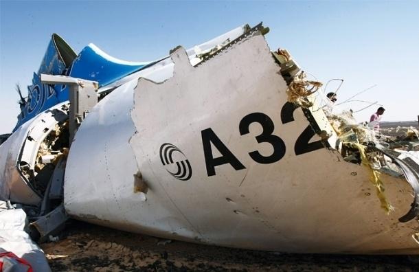 Неопознанные останки погибших в авиакатастрофе над Синаем захоронят 20 мая