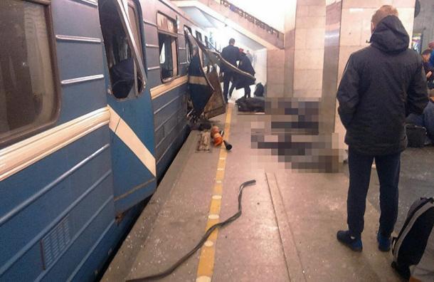 Обвиняемые поделу отеракте вметро вывезены изПетербурга