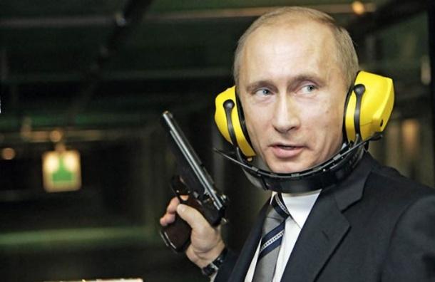 Путин смягчил ограничения на оборот огнестрельного оружия
