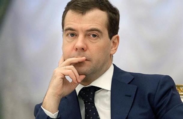 Медведев отверг возможность введения в России налога на малодетность