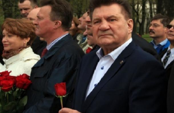 Вопрос о референдуме по Исаакию убрал могильщик Ивченко