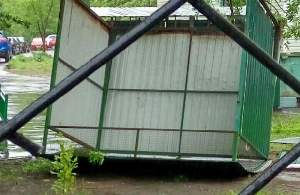СМИ: из-за урагана в Москве погибли четыре человека