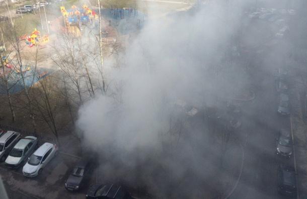 Очевидцы: наПланерной улице прогремел взрыв