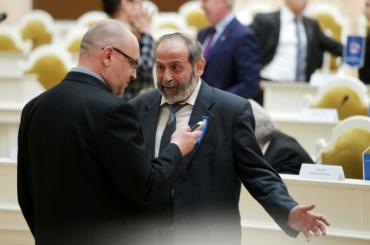 Резник приветствует референдум по оппозиции