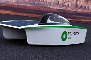 Электромобиль на солнечных батареях создадут в России