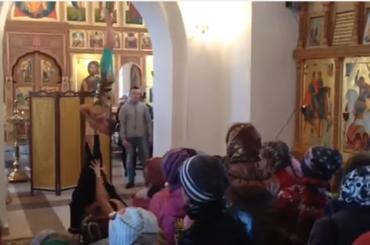 Прокуратура заинтересовалась гимнастикой в храме в Калужской области