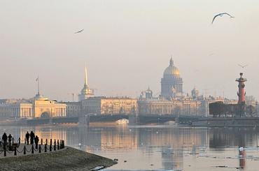 Гидрометцентр: весна в Петербург пришла ночью 18 мая