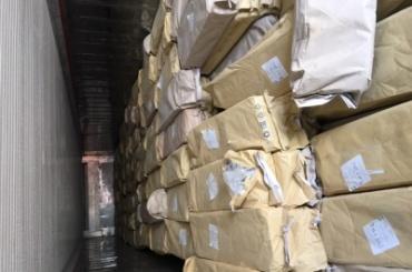 Подозрительные 60 тонн минтая не пустили в Петербург