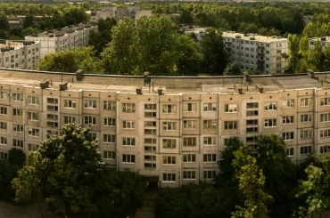 Петербургские пятиэтажки небудут сносить попримеру Москвы