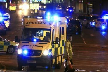 Дети погибли при взрыве в Манчестере