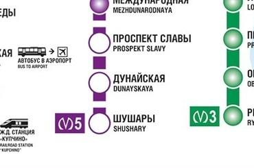 Три станции фиолетовой ветки могут сдать вначале 2018 года