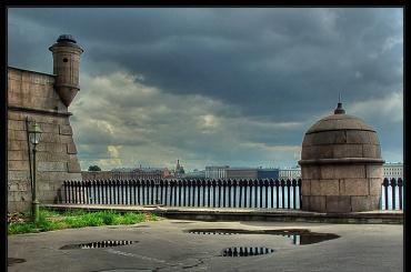 Лето в Петербурге начнется дождливо