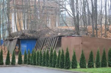 Петербуржцев приглашают убирать бункер Трибуца