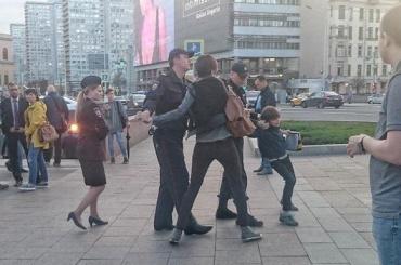 СКподключился кпроверке задержания школьника вМоскве