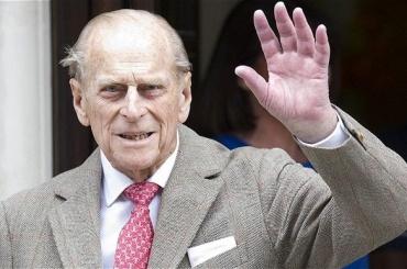 Супруг Елизаветы II прекратит выполнять королевские обязанности