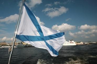 Корабли внезапно снялись с рейда в Петербурге