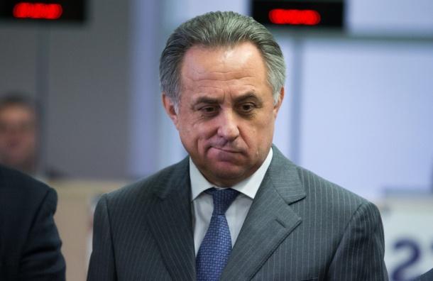 Мутко обещает Медведеву, что Россия «порвет всех» нафутболе