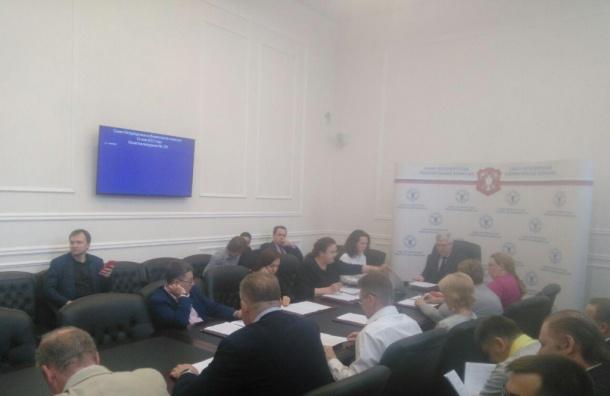 Горизбирком одобрил заявку референдума об отзыве оппозиционных депутатов