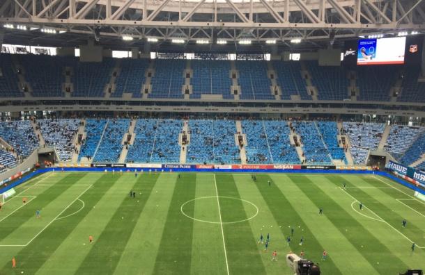 Албин: стадион на Крестовском будет полностью готов 2 июня