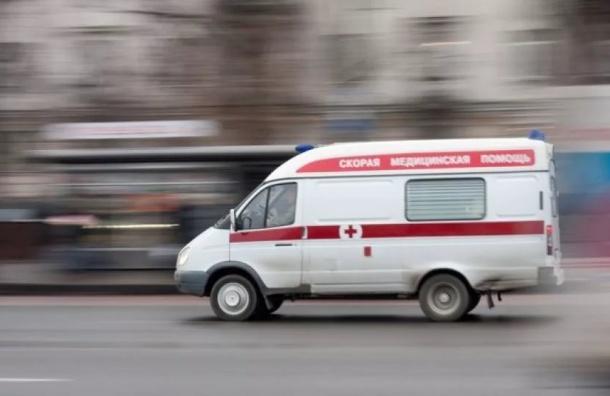 Пенсионерка замерзла насмерть на автобусной остановке в Петербурге