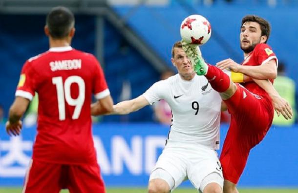 Россия обыграла Новую Зеландию в стартовом матче КК-2017