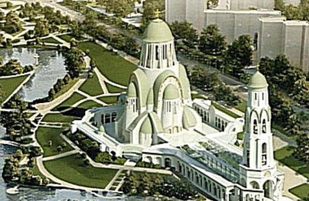 Парк Малиновка разрешили застроить церквями и офисами