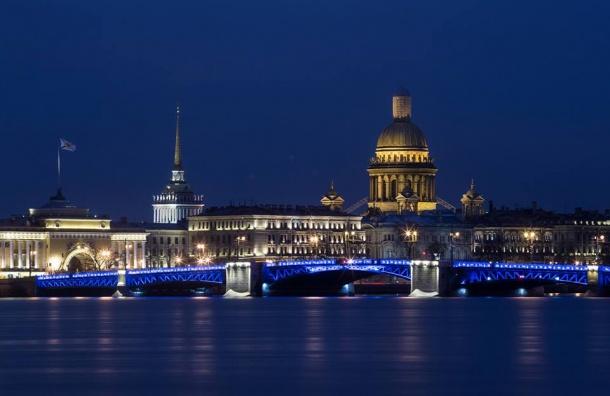 «Мостотрест» опубликовал рейтинг популярности разводных мостов Петербурга