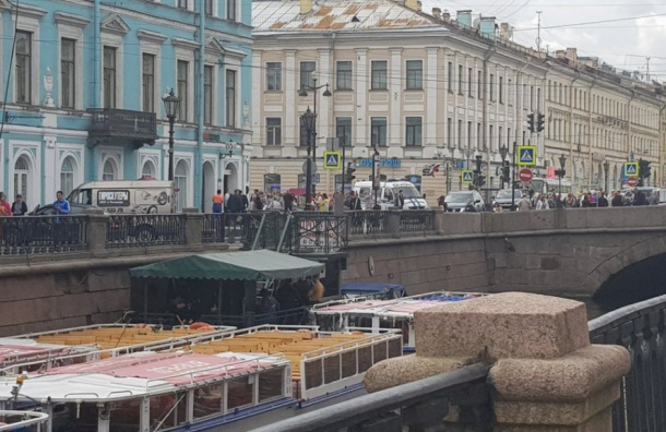 Вестибюль «Невский проспект-2» открыли после проверки