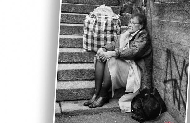 Президент Финляндии сфотографировалась вобразе бездомной