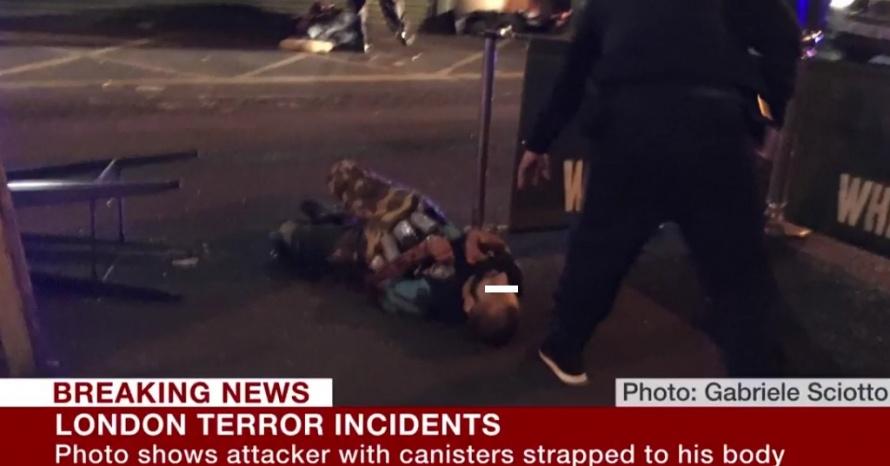 лондон-террор