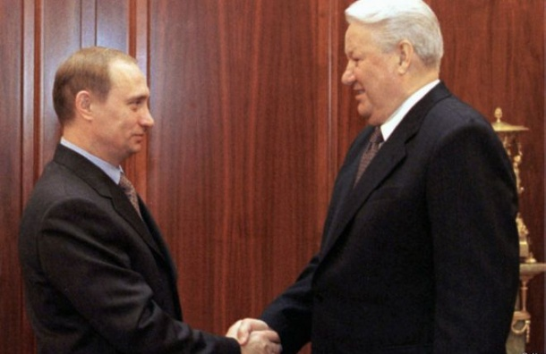 Путин рассказал, как Ельцин предложил ему взять ответственность за Россию