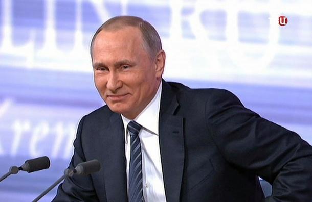 Путин: испытываю в Петербурге моральное облегчение