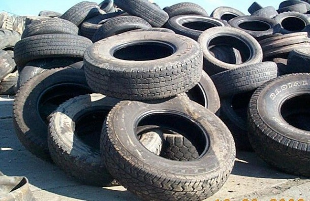 Завод по переработке покрышек появится в Петербурге