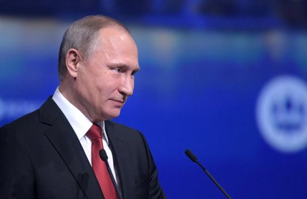 «Отпечатки рогов икопыт предъявите»— Путин овмешательствеРФ ввыборы США