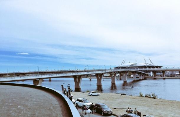 Яхтенный мост закрыт доКубка конфедераций