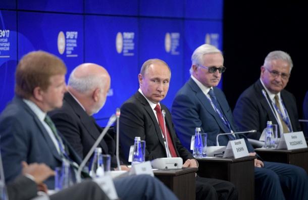 Путин подсказал, как бороться сбедностью вРоссии