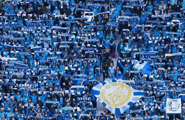 «Зенит» открывает продажу абонементов на стадион «Санкт-Петербург»
