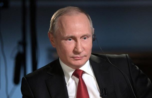 Путин рассказал журналистам, что он уже несколько раз дедушка